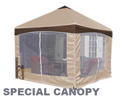 King Canopy | Shelter Fit For A King!